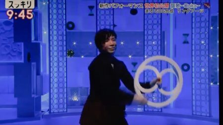 「スッキリ」生放送出演!