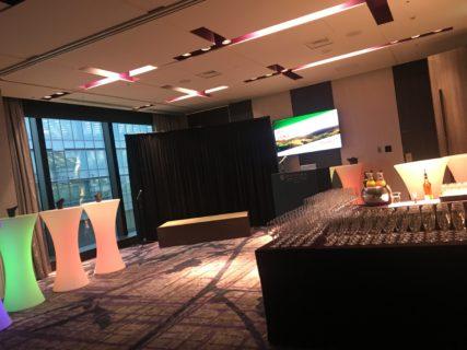 プルマンホテル東京にて出演!